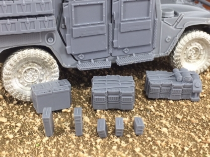 Stowage - Ammo Cans