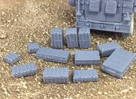 Stowage - Plastic Containers - expanded